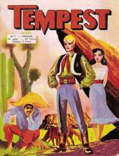 Tempest (1re série - Artima) -1- Le retour de Tom Tempest