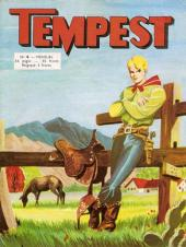 Tempest (1re série - Artima) -4- James Nobody