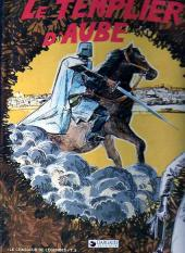 Le chasseur de légendes -2- Le Templier d'Aube