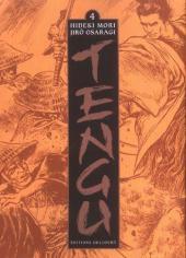 Tengu -4- Volume 4