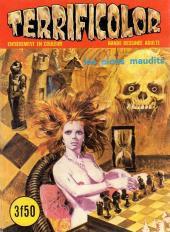 Terrificolor -3- Les pions maudits