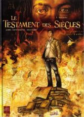 Le testament des siècles -1- Melencolia