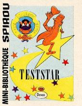 Couverture de Teststar - Tome 1MR1405