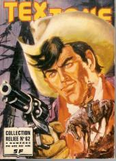 Tex-Tone -Rec62- Collection reliée N°62 (du n°422 au n°425)