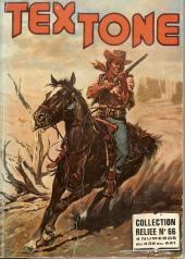 Tex-Tone -Rec66- Collection reliée N°66 (du n°438 au n°441)