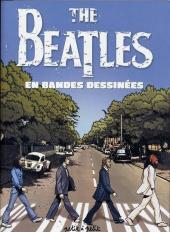 Couverture de Beatles en bandes dessinées (The) - The Beatles en bandes dessinées