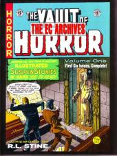 EC Archives (The) -11- The vault of horror (Volume 1)