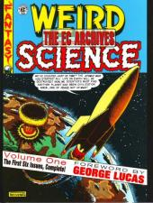 EC Archives (The) -31- Weird science (Volume 1)