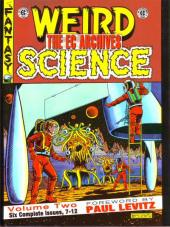 EC Archives (The) -32- Weird science (Volume 2)