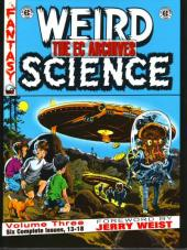EC Archives (The) -33- Weird science (Volume 3)