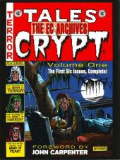 EC Archives (The) -51- Tales of the crypt (Volume 1)