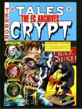 EC Archives (The) -53- Tales of the crypt (Volume 3)
