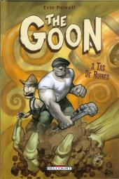 Couverture de Goon (The) -3- Tas de ruines