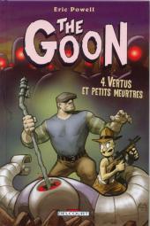 Goon (The) -4- Vertus et petits meurtres