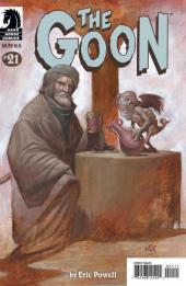 Goon (The) (2003) -21- The Goon #21