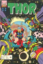Thor (1e Série - Arédit Flash) -5- Ego, la planète vivante