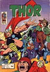 Thor (1e Série - Arédit Flash) -6- Les chevaliers de Wundagore