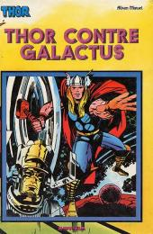 Thor le fils d'Odin -2a- Thor contre Galactus