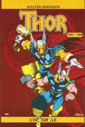 Thor (L'intégrale) -1- Intégrale 1983-1984