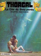 Thorgal -12b00- La Cité du Dieu perdu