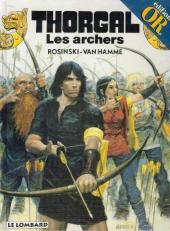 Thorgal -9Or- Les archers