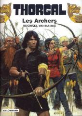 Thorgal -9Pub2- Les Archers