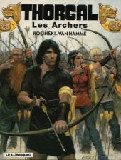 Thorgal -9McDo- Les Archers