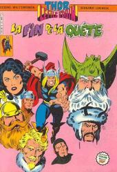 Thor le fils d'Odin -22- La fin de la quête