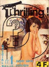 Thrilling -REC1- Album n°1