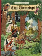 Thyl Ulenspiegel (Les Aventures de) -2- Fort-Amsterdam