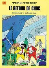 Tif et Tondu -5b1985/04- Le retour de Choc