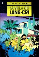 Tif et Tondu -8a1975- La villa du Long-Cri