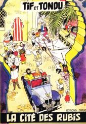 Tif et Tondu -Pir1- La Cité des rubis