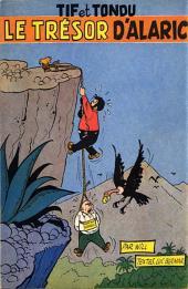 Tif et Tondu -1- Le trésor d'Alaric