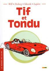 Tif et Tondu -MBD12- Tif et Tondu - Le Monde de la BD - 12