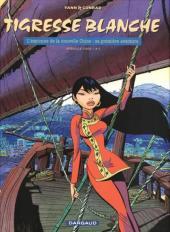 Tigresse Blanche -INT1- L'espionne de la nouvelle Chine: sa première aventure