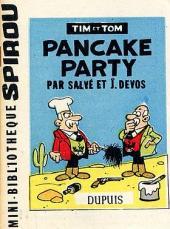 Tim et Tom (mini-récits) -2MR1277- Pancake Party