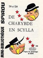 Tim et Tom (mini-récits) -4MR1402- De Charybde en Scylla