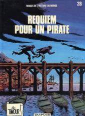 Les timour -28- Requiem pour un pirate