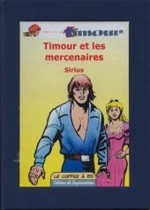 Les timour -34- Timour et les Mercenaires