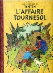 Tintin (Historique) -18B20- L'affaire Tournesol