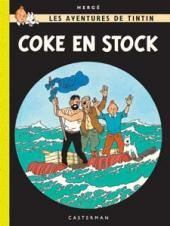 Tintin (Historique) -19B24'- Coke en stock