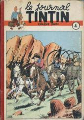 (Recueil) Tintin (Album du journal - Édition belge) -4- Tome 4