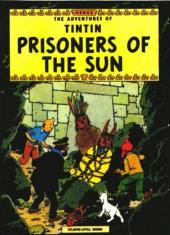 Tintin (The Adventures of) -14a- Prisoners of the Sun