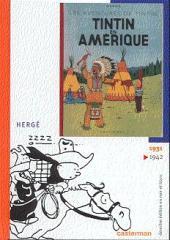 Tintin (Dernière édition en NB) -2- Tintin en Amérique