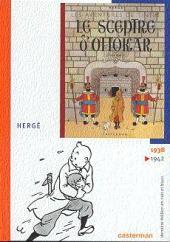 Tintin (Dernière édition en NB) -7- Le sceptre d'Ottokar