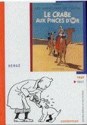 Tintin (Dernière édition en NB) -8- Le crabe aux pinces d'Or