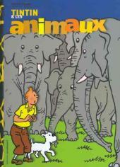 Tintin - Divers - Tintin et les animaux