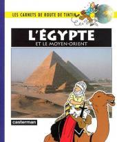Tintin - Divers -Car8- Carnets de route : L'Égypte