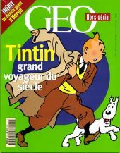 Tintin - Divers -'- Tintin grand voyageur du siècle